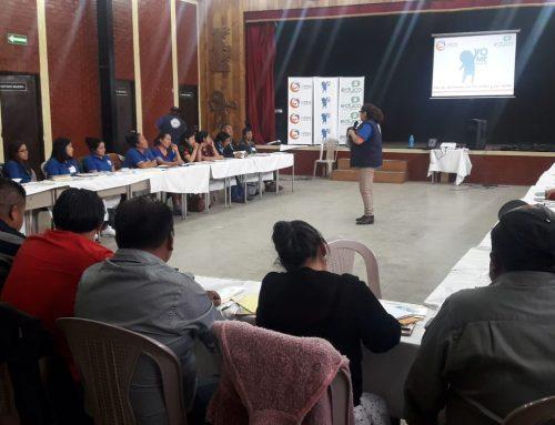 Arranca el proyecto «Yo Me Apunto» en Chichicastenango