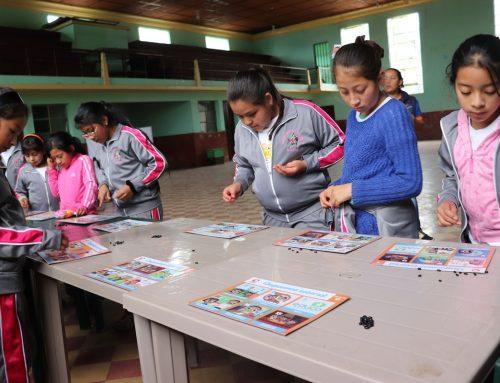 Ferias Escolares por los Derechos de la Niñez