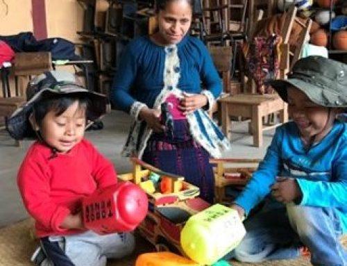 Leticia Esquit: he tratado de que mis hijos encuentren una sonrisa en mí, para demostrarles que en la vida no todo es malo.