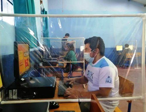 Educo y Funsepa, implementan entornos virtuales en escuelas de Quiché