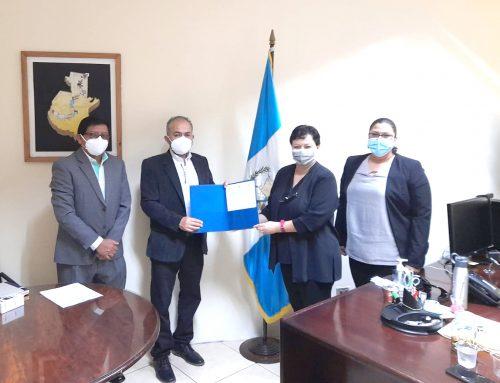 Educo Guatemala y Ministerio de Educación, firman nuevo convenio de cooperación